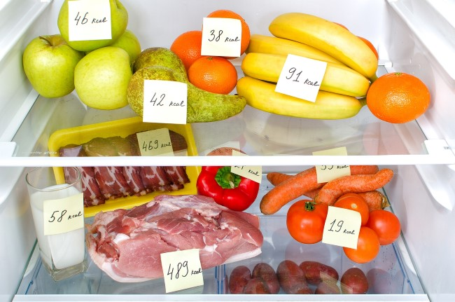 C mo calcular las calor as de la comida estarguapas - Tabla de calorias de alimentos por cada 100 gramos ...