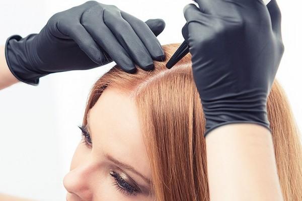 ¿Qué pasos hay que seguir para aplicar el tinte de pelo casero?