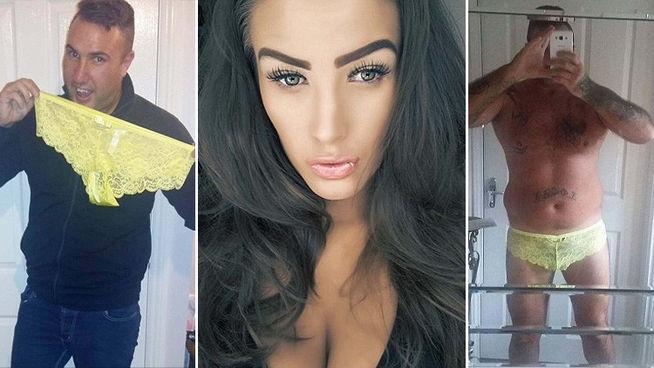 Acosan a su novia por Facebook y el se venga de una forma épica