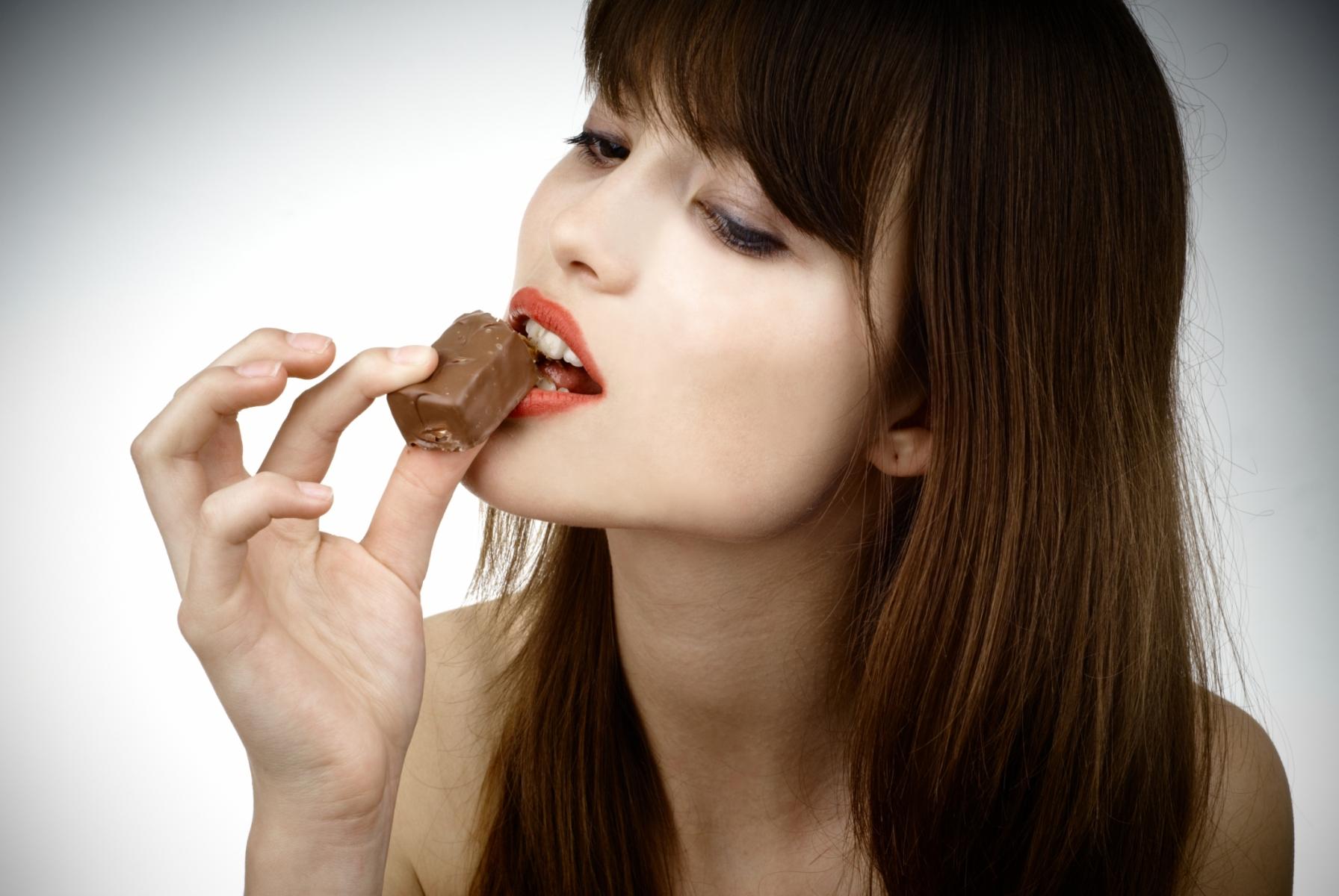 chocolate para eliminar el dolor menstrual