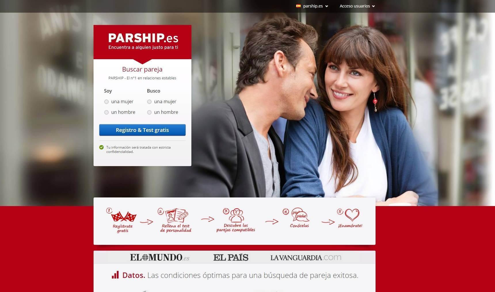 las mejores paginas de internet para encontrar pareja