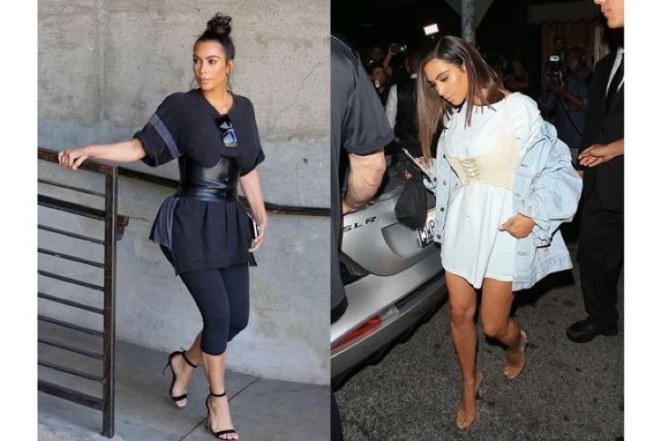 tendencia corset