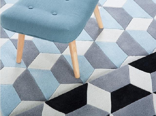 ¿Quieres esta preciosa alfombra de diseño por Navidad?