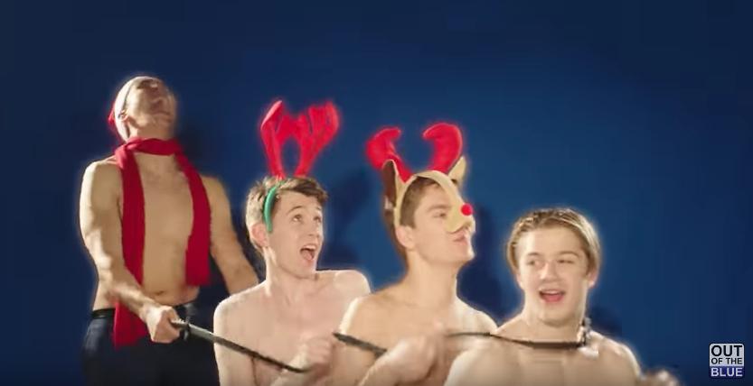 Estos chicos han grabado el villancico más sexy y divertido de esta Navidad