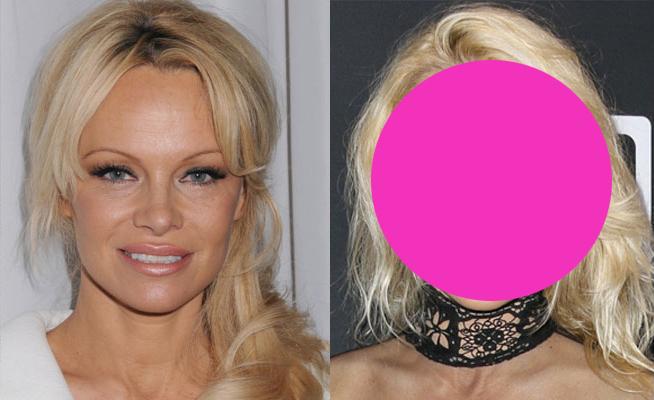 El increíble nuevo aspecto de Pamela Anderson