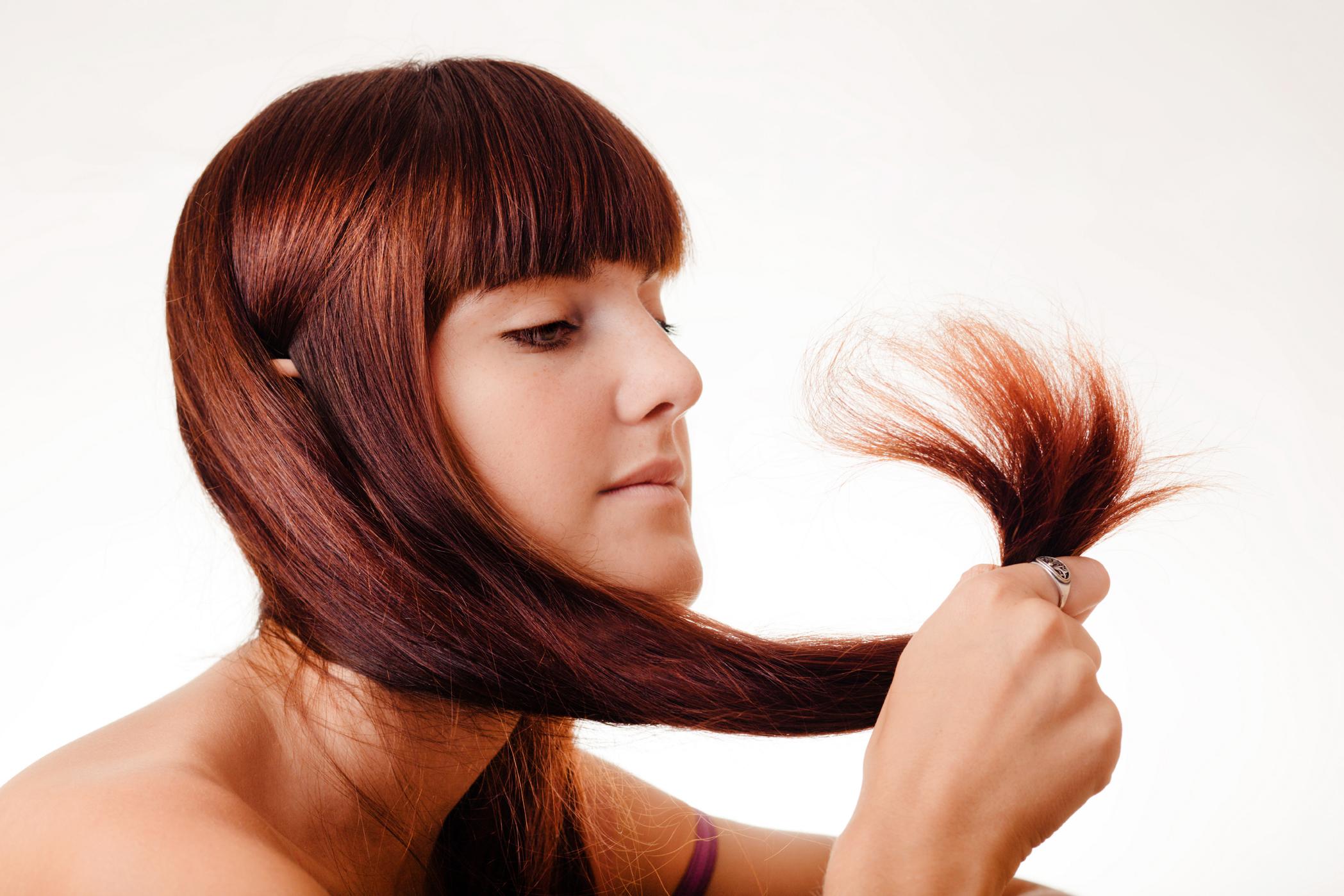 hair dusting eliminar puntas abiertas sin cortar