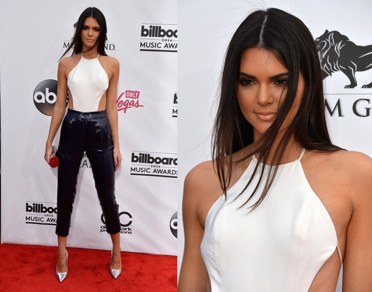 kendall jenner truco tacones
