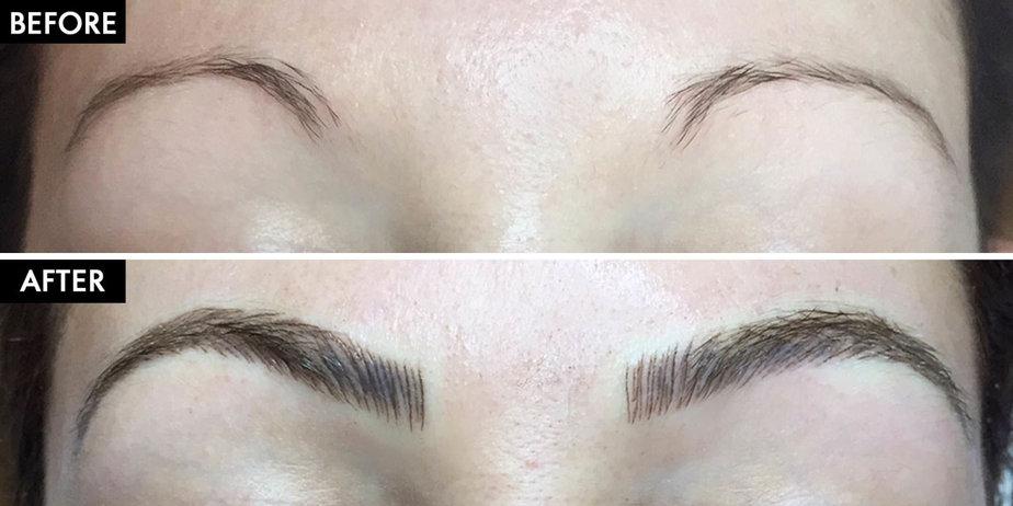 'Microblading', el revolucionario tratamiento para hacer tus cejas más gruesas