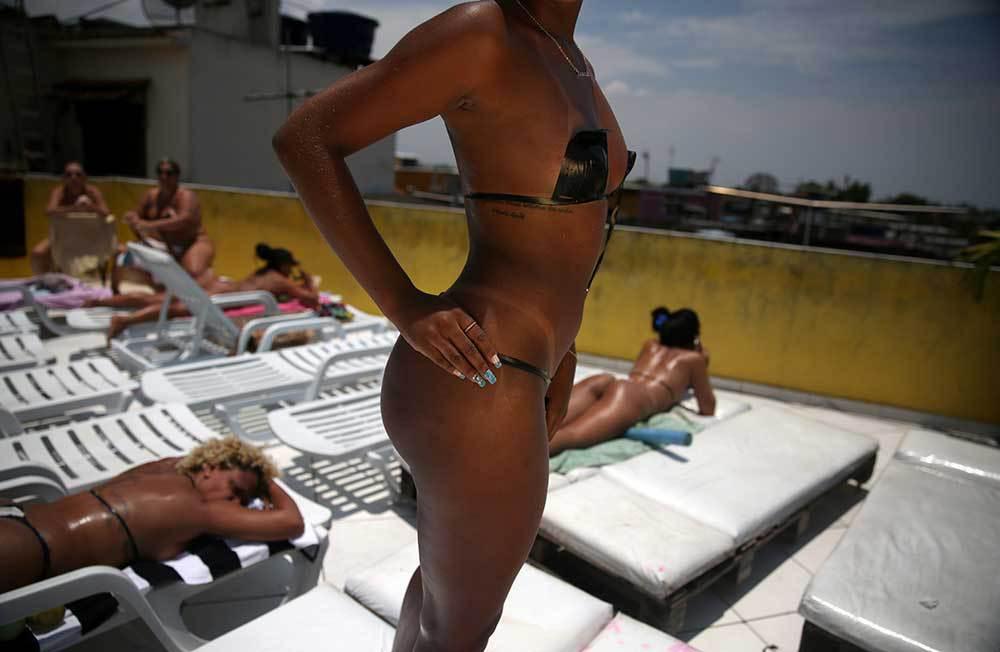 La 'marquinha', el peligroso objetivo de las mujeres brasileñas para estás más sexis