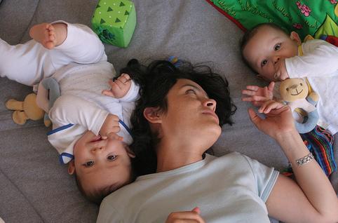 trucos para tener gemelos