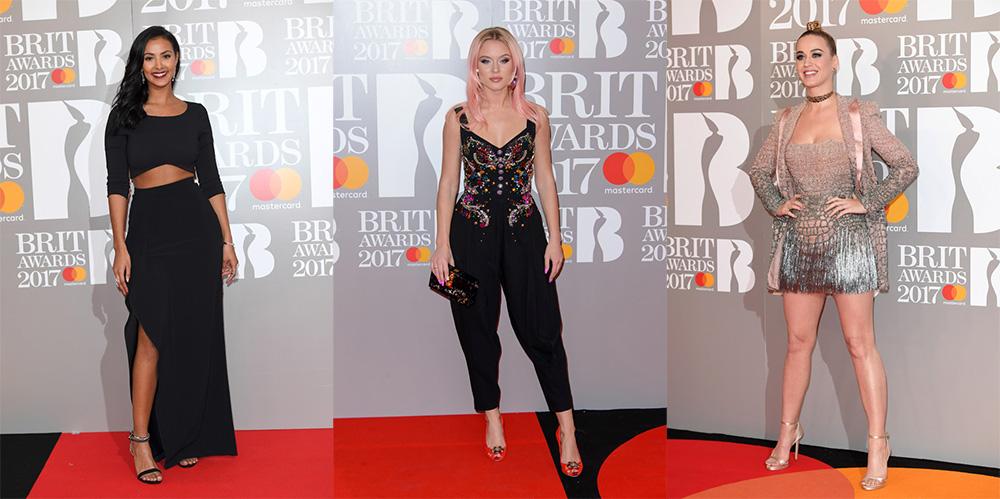 Todos los ganadores y los mejores looks de los Brit Awards 2017