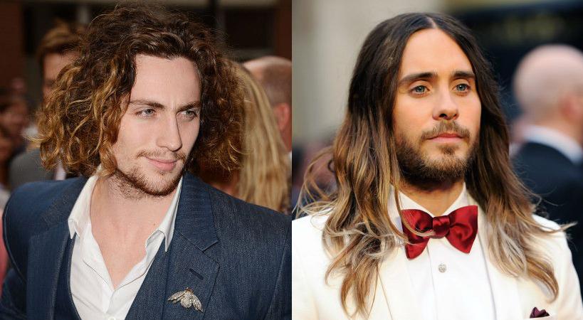 Los 10 chicos con pelo largo más guapos del cine