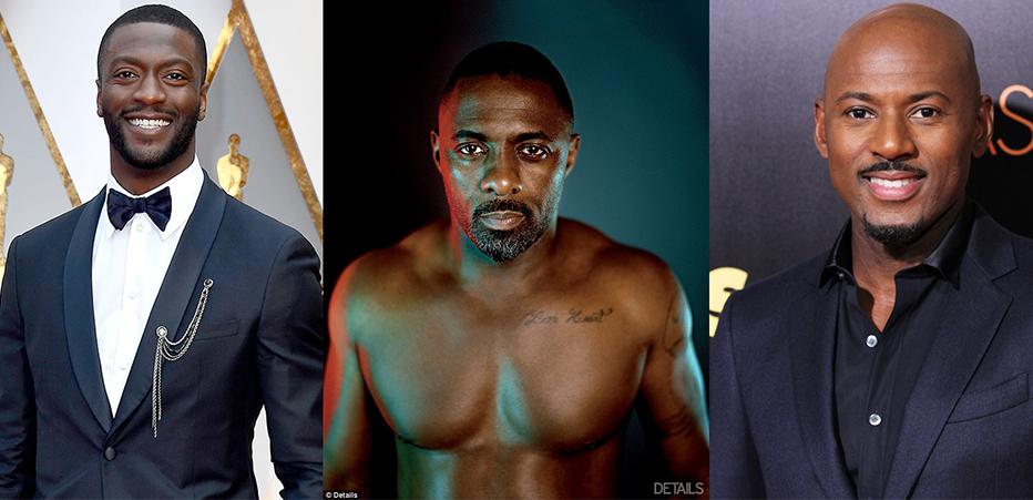 Los 10 chicos negros más guapos del cine
