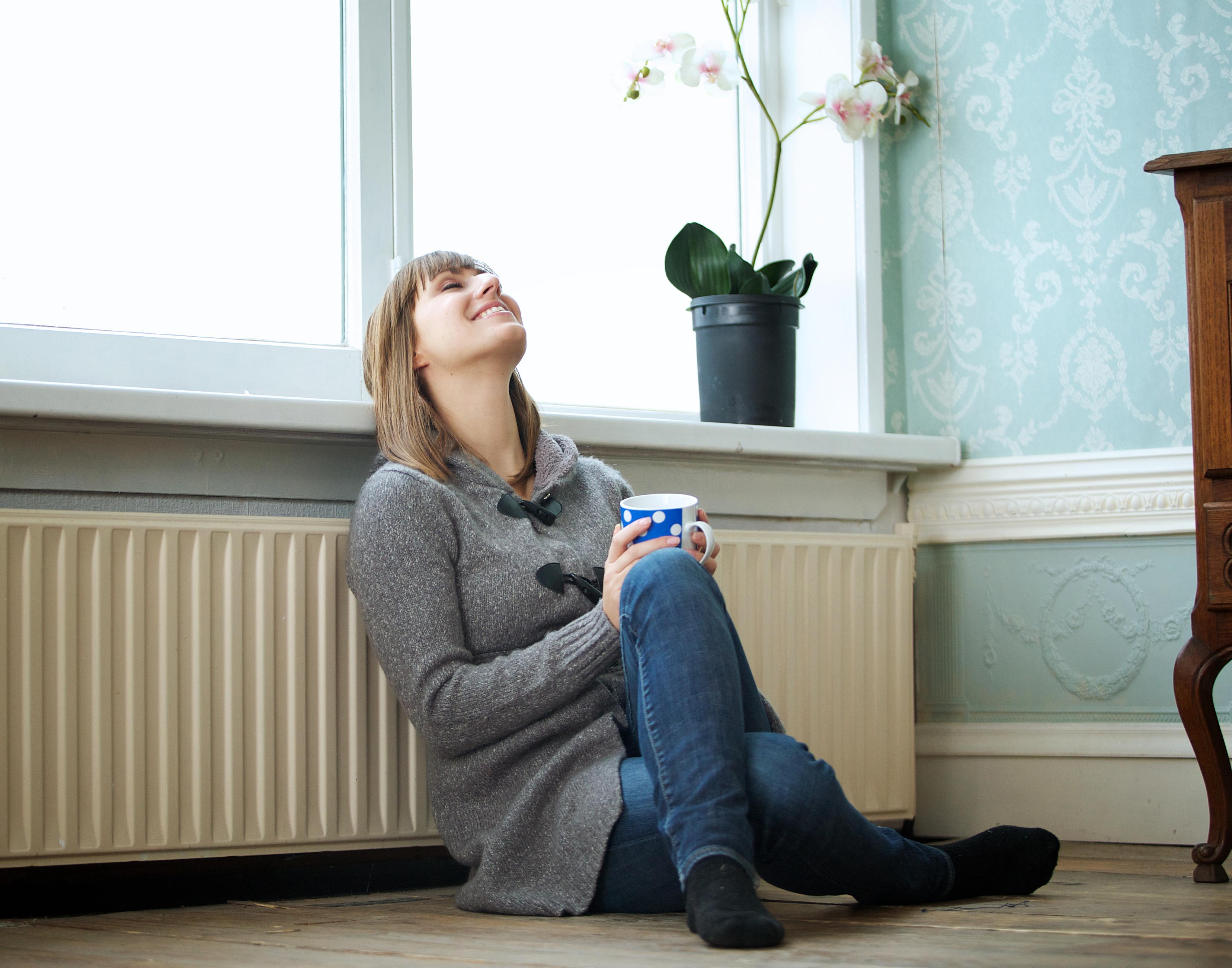 Consejos para vivir sola y feliz