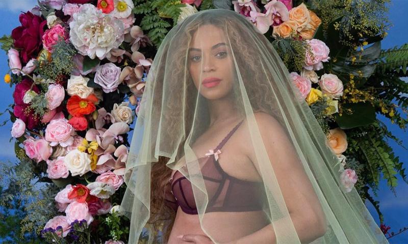 El embarazo de Beyoncé bate todos los récords en Instagram