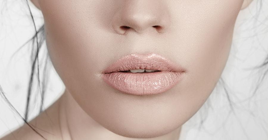 El secreto para sacar partido a los labios 'nude'