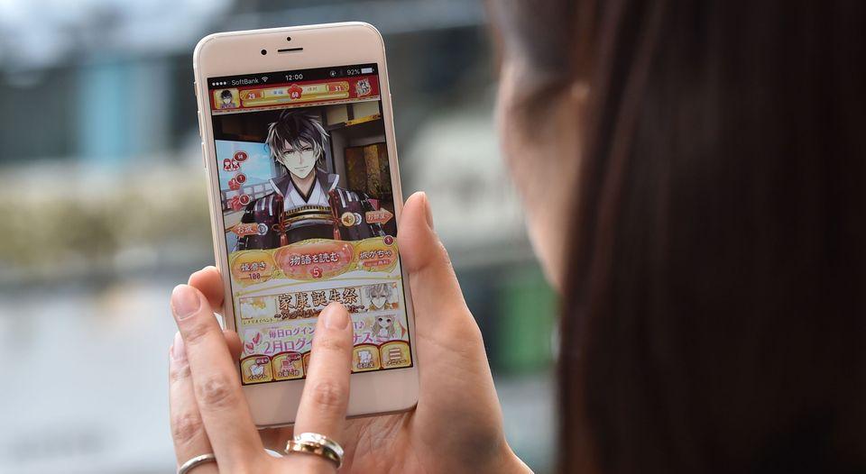 Los 'novios virtuales' que arrasan en San Valentin