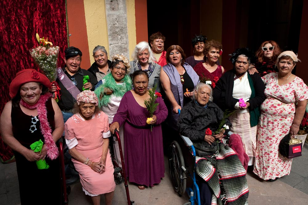 Esta mujer ha fundado la primera residencia de ancianos solo para prostitutas