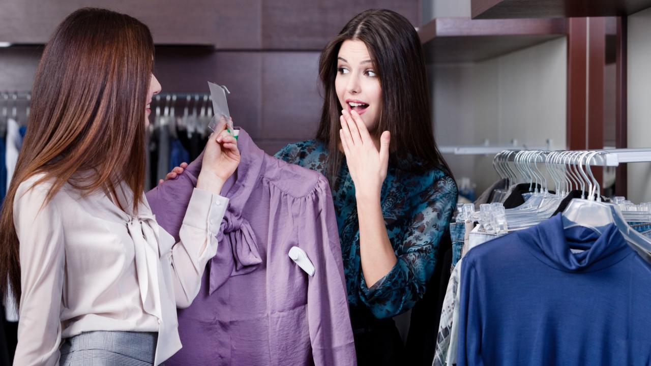 'Wardrobing', el fenómeno que preocupa a la tiendas de ropa