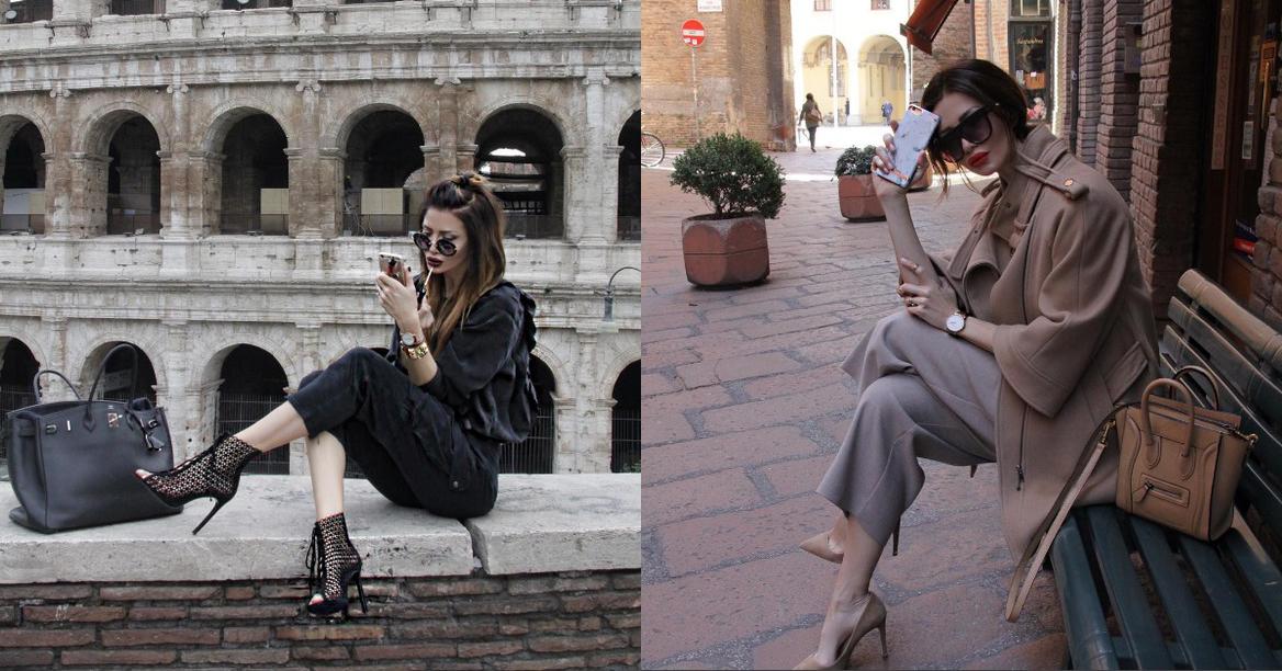 Nunca creerías que la mujer con más estilo de Instagram es también... abuela