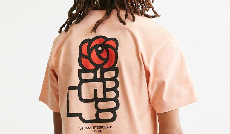 Estas camisetas con el logo del PSOE son la última moda en USA