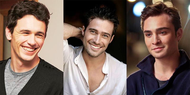 chicos con sonrisa bonita mas guapos