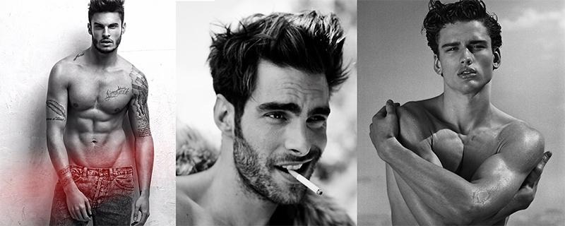 modelos mas guapos y sexis