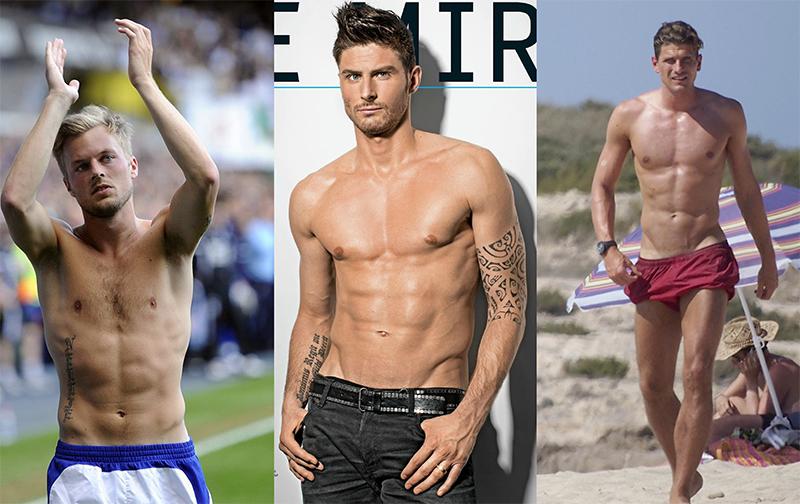 futbolistas mas guapos y sexis
