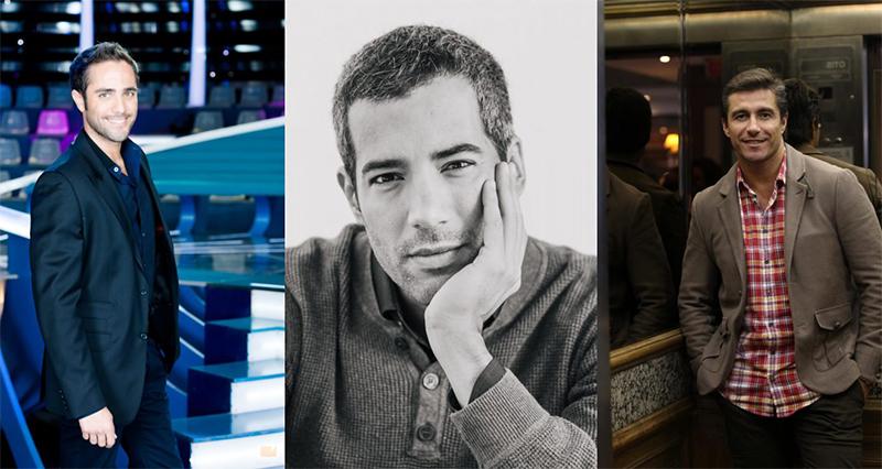 Los presentadores de TV más guapos y sexis