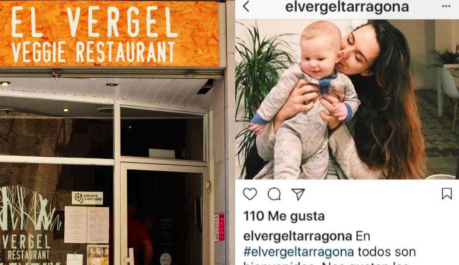 Polémica por el restaurante vegano que prohibió a una madre dar leche de vaca a su bebé