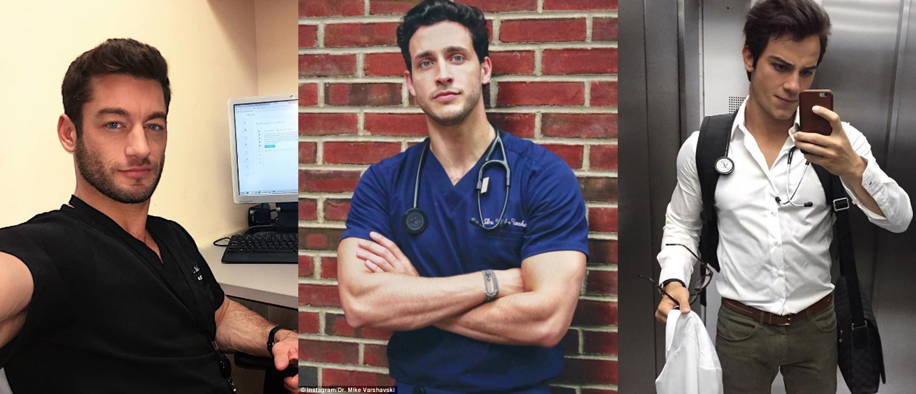 medicos mas guapos y sexis