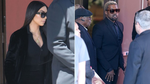 Muere el sobrino de Kim Kardashian y Kanye West, de 1 año
