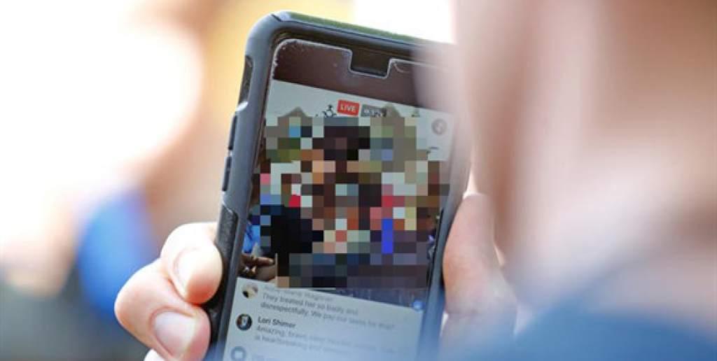 Retransmiten la violación de una menor por Facebook Live y nadie lo denuncia