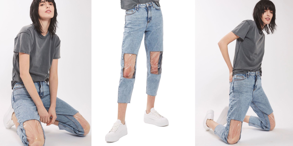 window jeans