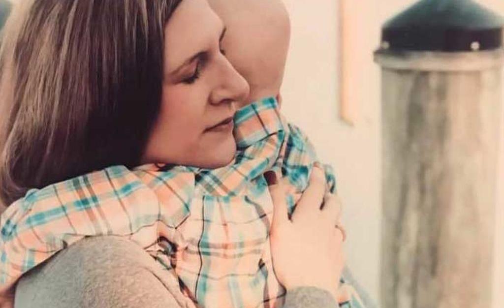 La estremecedora conversación de una madre con su hijo enfermo antes de morir