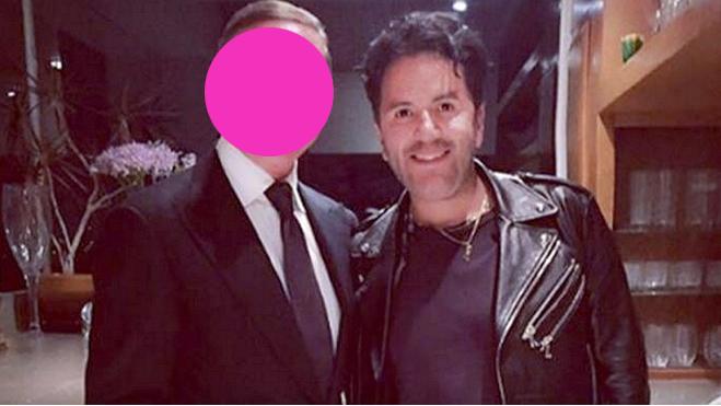El sorprendente cambio físico del cantante Luis Miguel