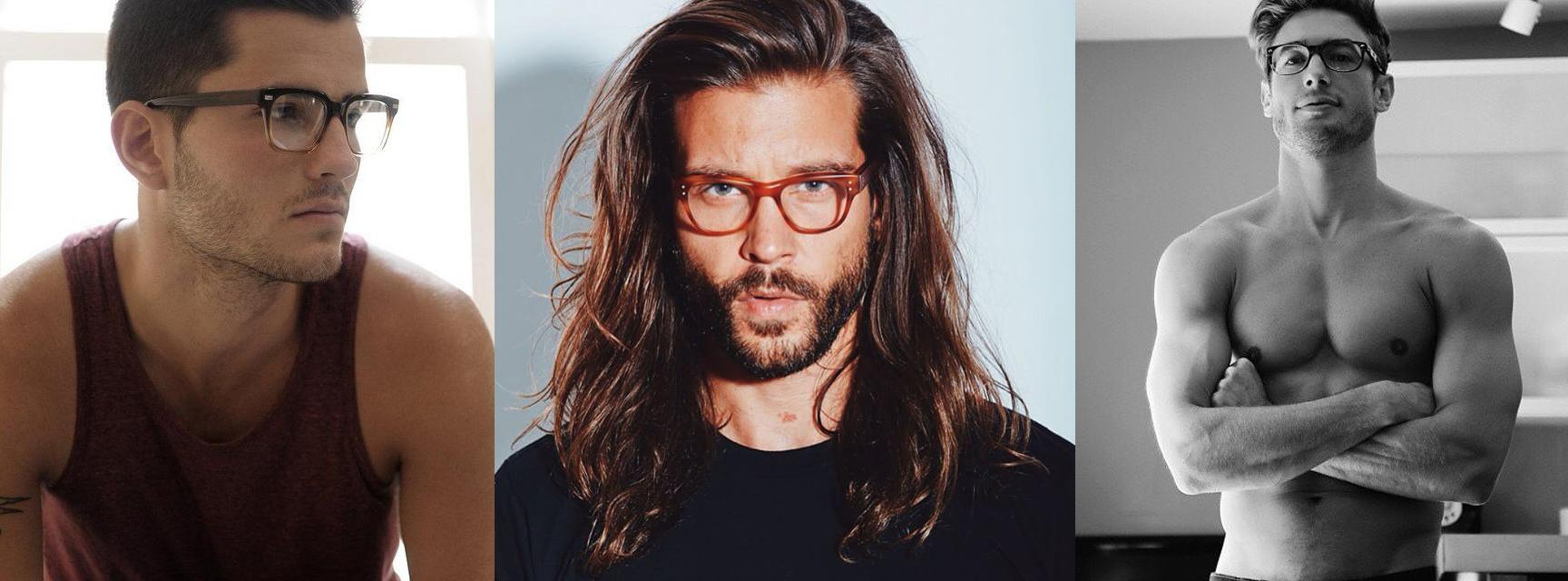 Las mejores fotos de t os buenos con gafas estarguapas for Hombre sexis en ropa interior