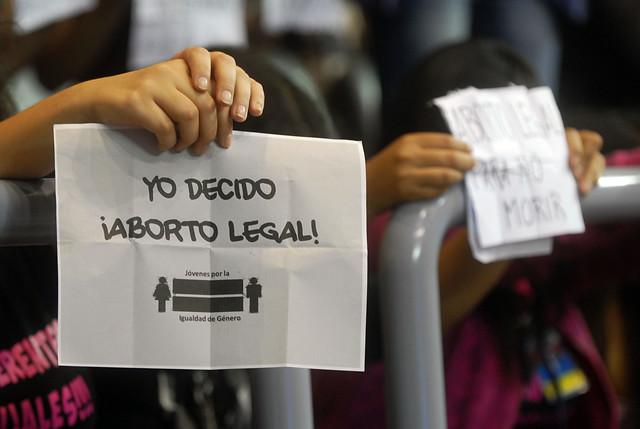 CHILE DESPENALIZA EL ABORTO