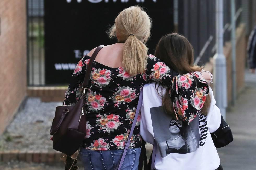 Muchas de las víctimas del atentado en el concierto de Ariana Grande son niños