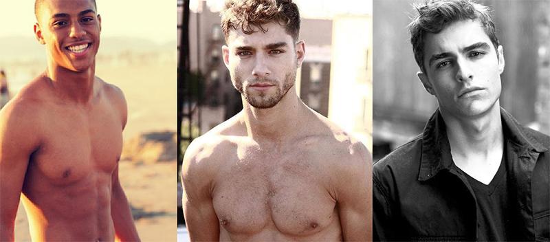 los chicos con pelo corto más guapos