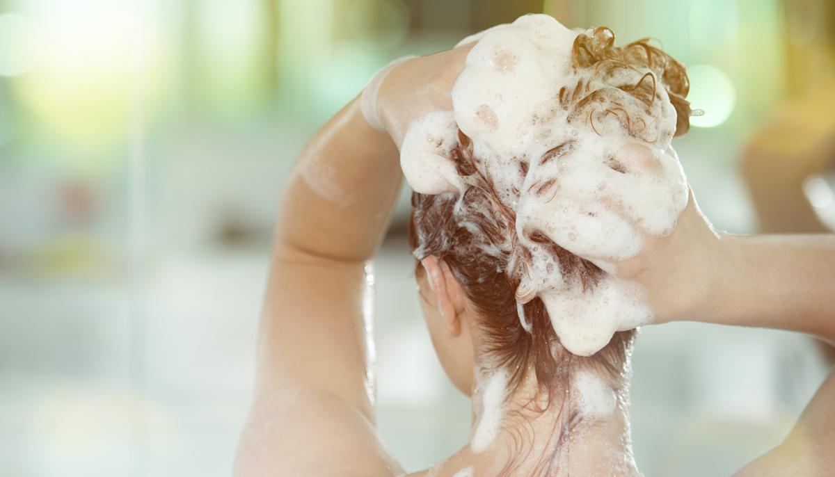 como cuidar pelo seco