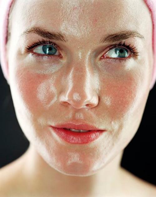 cuidados para piel grasa