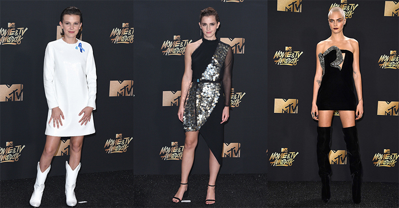 MTV Movie & TV Awards 2017