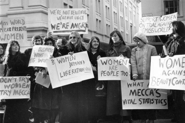 Las mujeres más feministas de la historia
