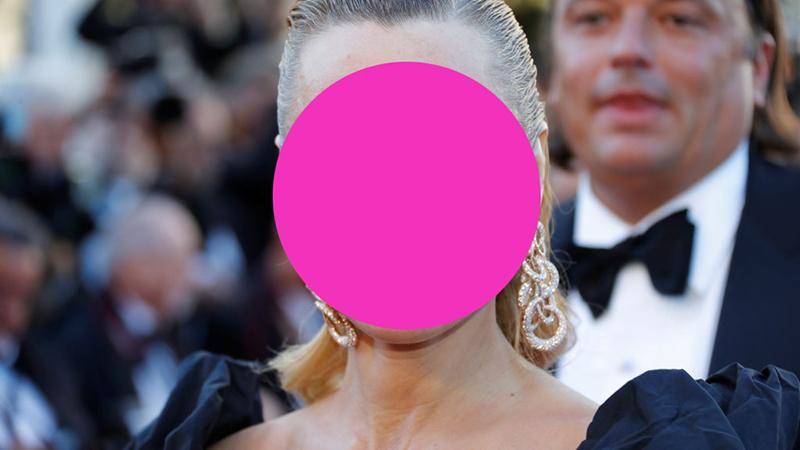 El nuevo aspecto de Pamela Anderson en Cannes nos deja... ¡sin palabras!