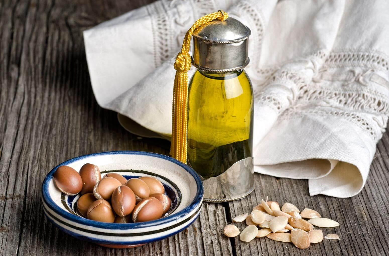 ¿Dónde comprar aceite de argán para el pelo?