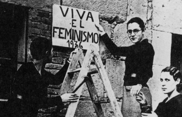 exitos del feminismo