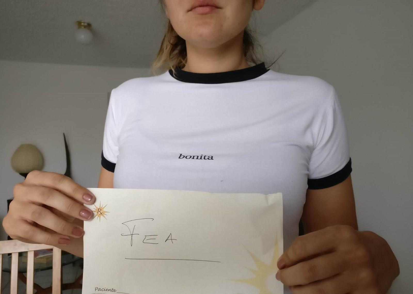 Esta joven cuenta en una carta el infierno que vivió en su última visita al ginecólogo