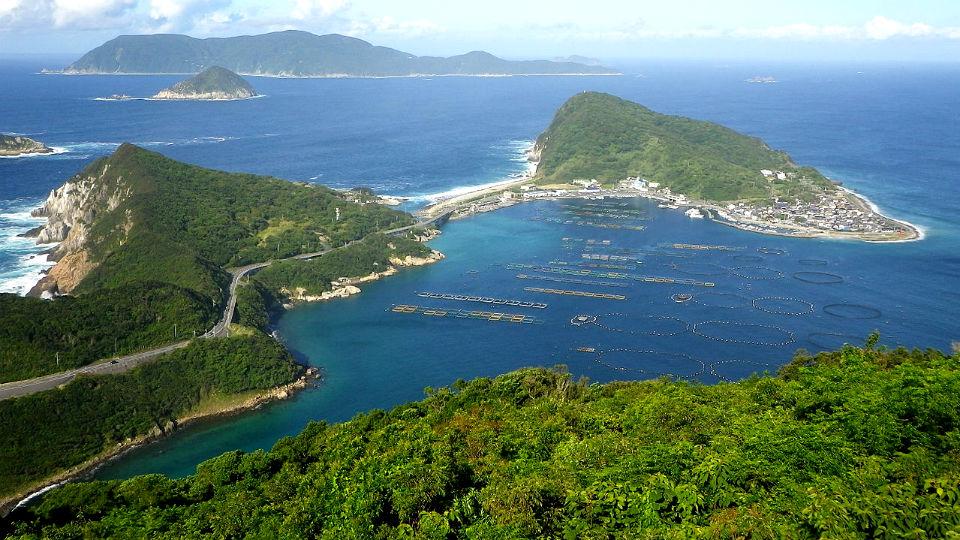 isla de Okinoshima