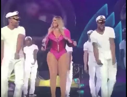 El bochornoso baile de Mariah Carey que ha indignado a los fans